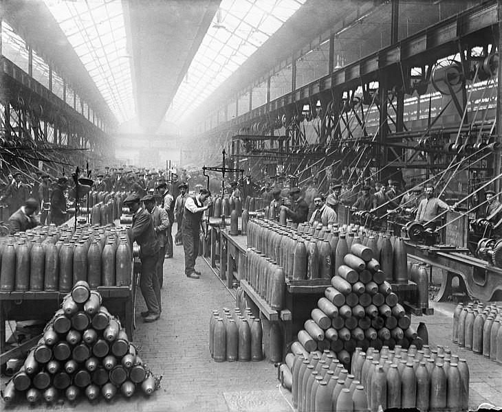 Savunma Sanayii ve Savaş Endüstrisi